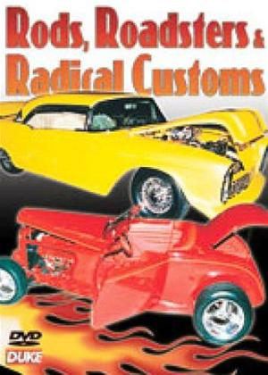 Rent Rods, Roadsters and Radical Customs Online DVD Rental