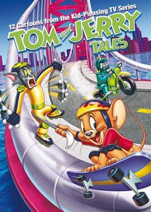 Rent Tom and Jerry Tales: Vol.5 Online DVD Rental