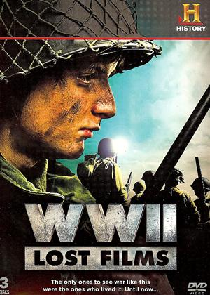 Rent World War II: Lost Films (aka WWII in HD) Online DVD Rental