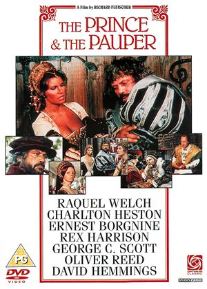 Rent The Prince and the Pauper Online DVD Rental