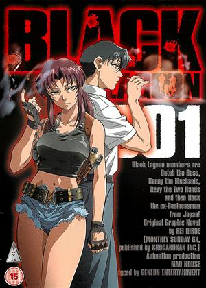 Rent Black Lagoon: Vol.1 Online DVD Rental