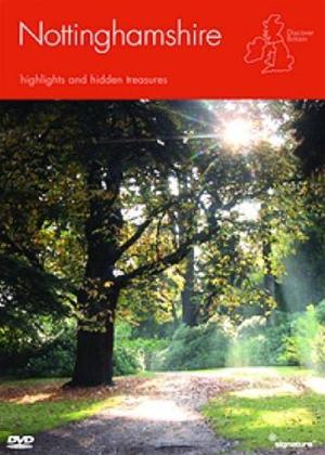 Rent Hidden Treasures of Nottinghamshire Online DVD Rental