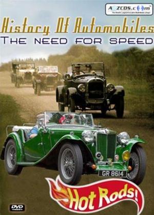 Rent History of Automobiles: Hot Rods! Online DVD Rental
