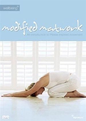 Rent Modified Matwork: An Introduction to Pilates Inspired Movement Online DVD Rental