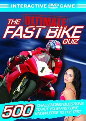 Rent The Ultimate Fast Bikes Quiz Online DVD Rental