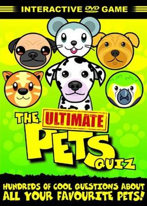 Rent The Ultimate Pets Quiz Online DVD Rental