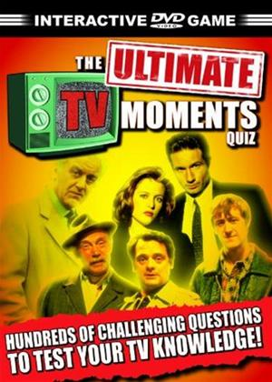 Rent The Ultimate TV Moments Quiz Online DVD Rental