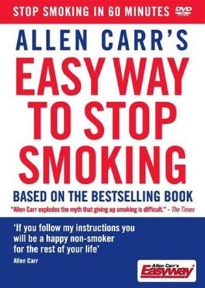 Rent Allen Carr's Easy Way to Stop Smoking Online DVD Rental