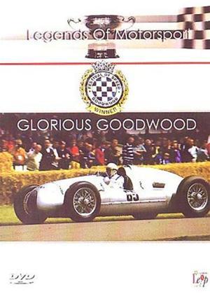 Rent Legends of Motorsport: Glorious Goodwood Online DVD Rental