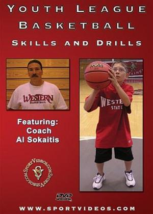Rent Youth League Basketball Skills and Drills Online DVD Rental