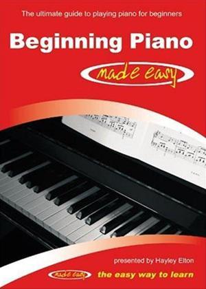Rent Beginning Piano Made Easy Online DVD Rental