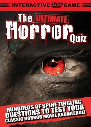 Rent The Ultimate Horror Quiz: Interactive Online DVD Rental