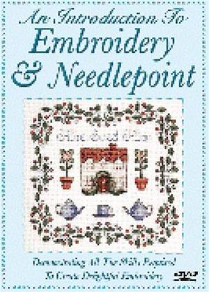 Rent An Introduction to Embroidery and Needlepoint Online DVD Rental
