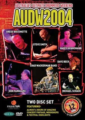 Rent Australia's Ultimate Drummer Weekend 2004 Online DVD Rental