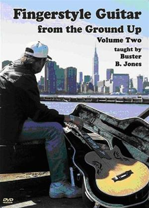 Rent Fingerstyle Guitar from the Ground Up: Vol.2 Online DVD Rental