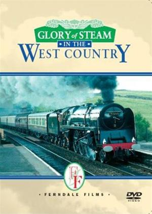 Rent Glory of Steam: West Country Online DVD Rental