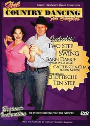 Rent Hot Country Dance for Couples Online DVD Rental