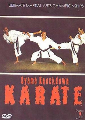 Rent Ultimate Martial Arts Championships: Oyama Knockdown Karate Online DVD Rental