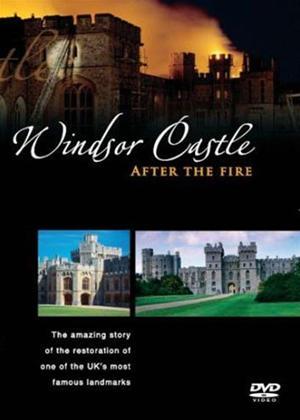 Rent Windsor Castle After the Fire Online DVD Rental