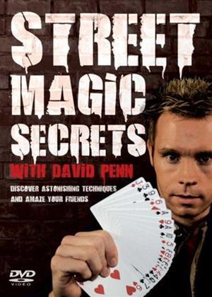 Rent David Penn: Street Magic Secrets Online DVD Rental