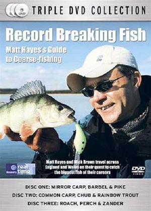 Rent Record Breaking Fish Online DVD Rental