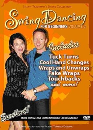 Rent Swing Dancing for Beginners: Vol.1 Online DVD Rental