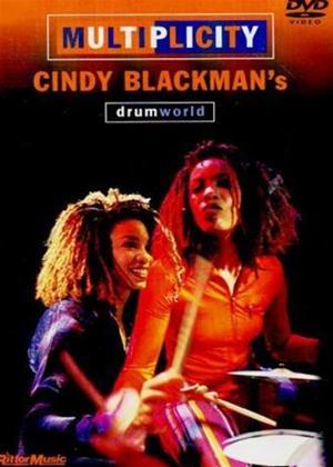 Rent Cindy Blackman: Drumworld Online DVD Rental