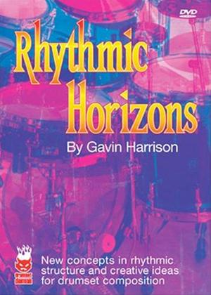 Rent Gavin Harrision: Rhythmic Horizons Online DVD Rental