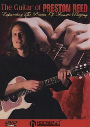 Rent Guitar of Preston Reed: Expanding the Realm of Acoustic Playing Online DVD Rental