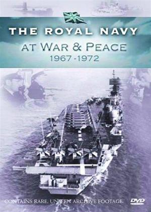 Rent The Royal Navy: At War and Peace 1967-1972 Online DVD Rental