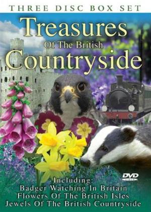 Rent Treasures of the British Coutryside: Vol.1 Online DVD Rental