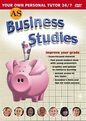 Rent AS Revision Business Studies Online DVD Rental