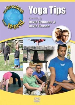 Rent The Greatest in the World: Yoga Tips Online DVD Rental