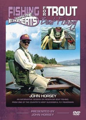 Rent J. Horsey: Fishing with Experts for Trout Online DVD Rental