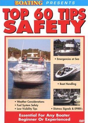 Rent Boating Safety: Top 60 Tips Online DVD Rental