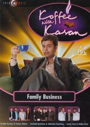 Rent Koffee with Karan: Vol.4: Family Business Online DVD Rental