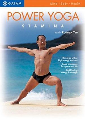 Rent Power Yoga: Stamina Online DVD Rental
