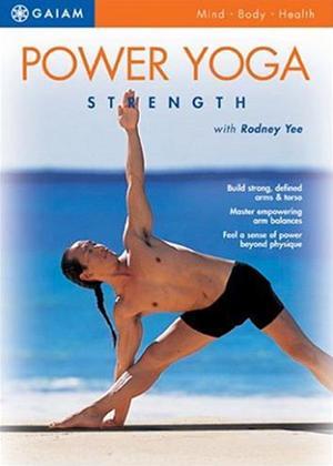 Rent Power Yoga: Strength Online DVD Rental