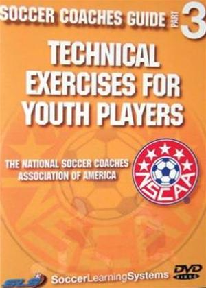 Rent Technical Exercise for Youth Players Online DVD Rental