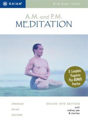 Rent A.M. and P.M. Meditation Online DVD Rental