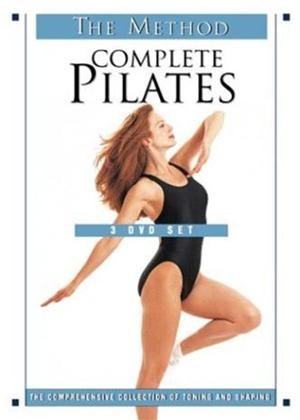 Rent The Method: Complete Pilates Online DVD Rental