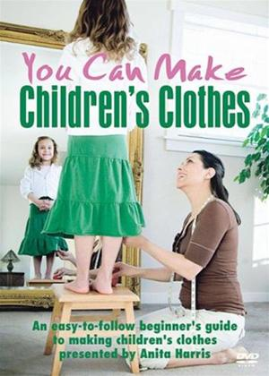 Rent You Can Make Children's Clothes Online DVD Rental