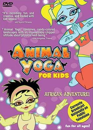 Rent Animal Yoga for Kids: African Adventures Online DVD Rental