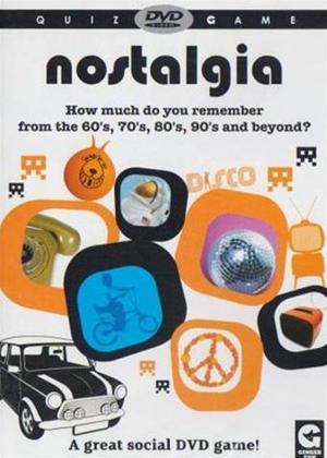 Rent Nostalgia: Interactive Game Online DVD Rental