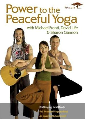 Rent Power to the Peaceful Yoga Online DVD Rental