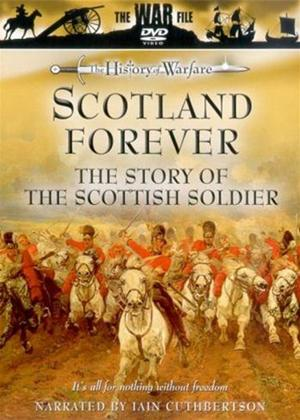 Rent Scotland Forever: The Story of The Scottish Soldier Online DVD Rental