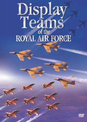 Rent Display Teams of the Royal Airforce Online DVD Rental