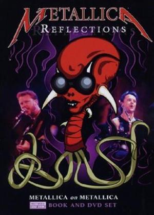Rent Metallica: Reflections Online DVD Rental