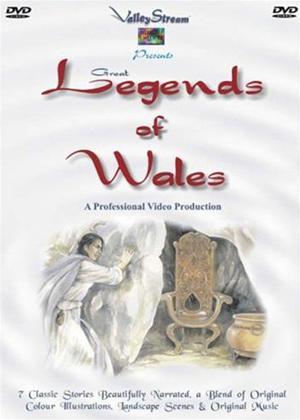 Rent Great Legends of Wales Online DVD Rental