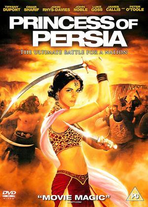 Rent Princess of Persia Online DVD Rental